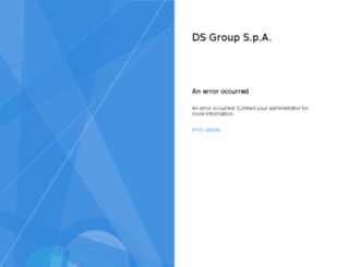 wip.dsgroup.it screenshot
