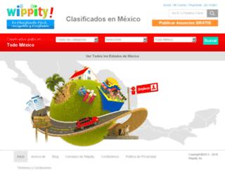 wippity.com.mx screenshot