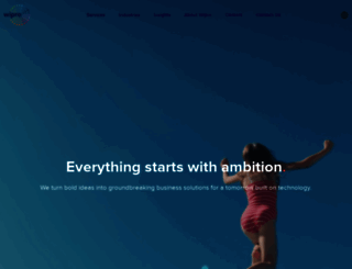 wipro.com screenshot