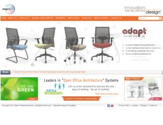 wiprofurniturebusiness.com screenshot