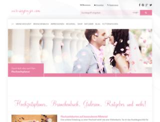 wir-sagen-ja.com screenshot