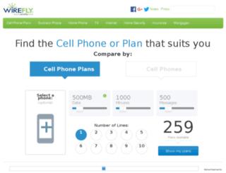 wirefly.net screenshot