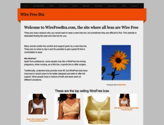 wirefreebra.com screenshot