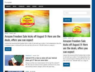 wiregadget.com screenshot