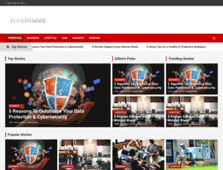 wireimage.co.uk screenshot