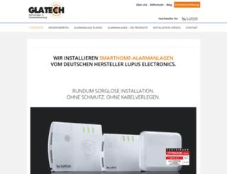 wireless-alarm.de screenshot