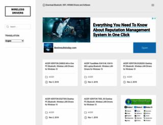 wireless-driver.com screenshot