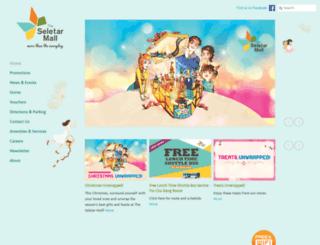 wireless.theseletarmall.com screenshot