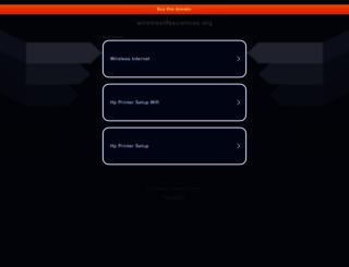 wirelesslifesciences.org screenshot