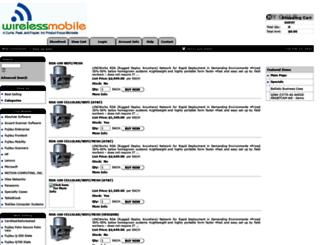 wirelessmobile.com screenshot