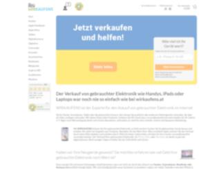 wirkaufens.at screenshot