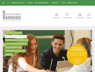 wirtschaftsgymnasium-harburg.de screenshot