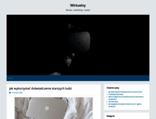 wirtualny.cieszyn.pl screenshot