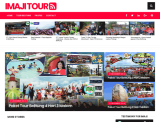 wisatabelitungtour.com screenshot