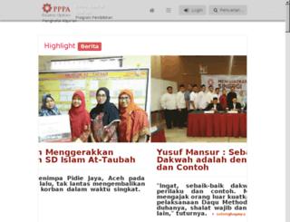 wisatahati.com screenshot