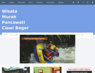 wisatamurahpancawati.com screenshot