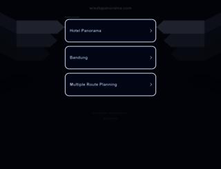 wisatapanorama.com screenshot