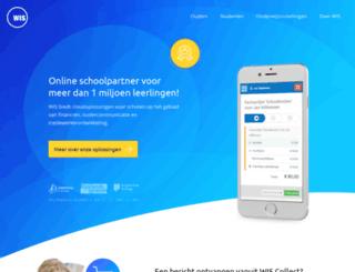 wiscentral.com screenshot