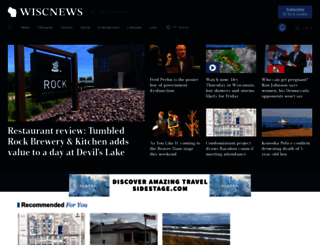 wiscnews.com screenshot