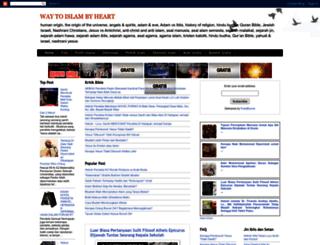 wiseislam.blogspot.com screenshot