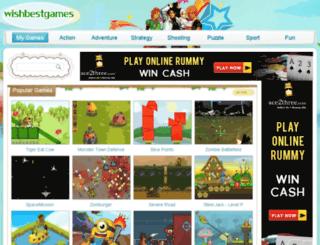 wishbestgames.com screenshot