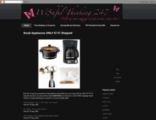 wishfulthinking247.com screenshot