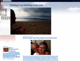 wishingiwasknitting.blogspot.com screenshot