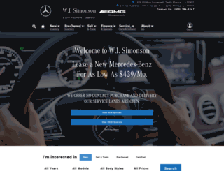 wisimonson.net screenshot