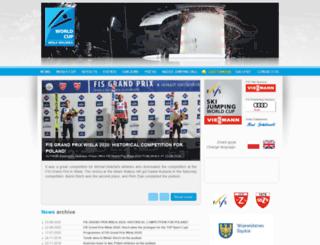 wisla-malinka.com screenshot