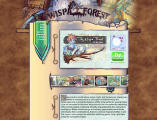 wispaforest.com screenshot
