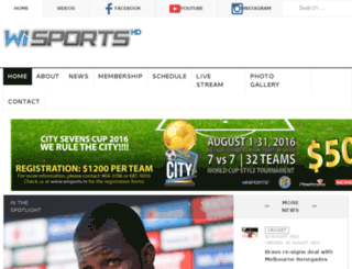 wisportstv.com screenshot