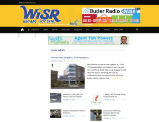 wisr680.com screenshot