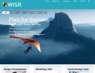 wisrnet.com screenshot