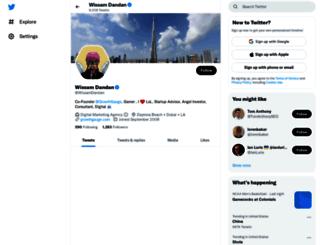 wissamdandan.com screenshot