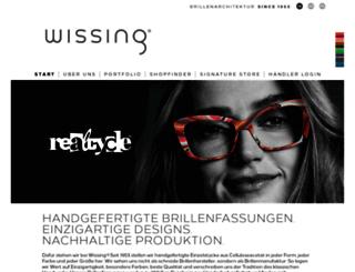 wissing.eu screenshot