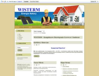 wisterm.pl screenshot