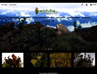 wistuba.com screenshot