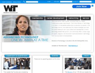 wit.browsermedia.com screenshot