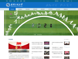 wit.edu.cn screenshot
