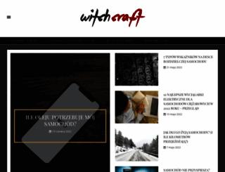 witchcraft.org.pl screenshot