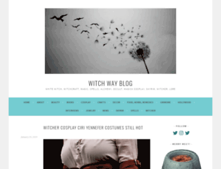 witchwayblog.wordpress.com screenshot