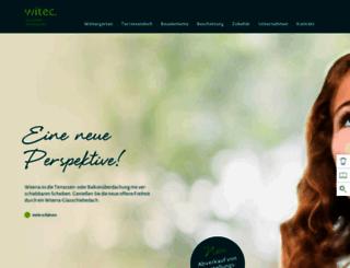 witec-gmbh.com screenshot