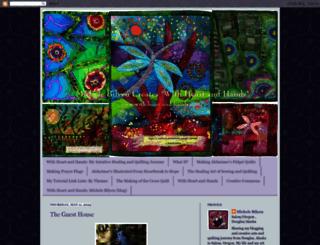 with-heart-and-hands.blogspot.com screenshot