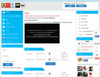 withdrawalbtc.com screenshot