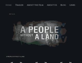 withoutaland.com screenshot