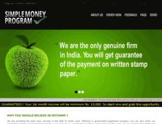 withsmp.com screenshot