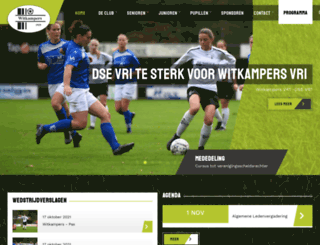 witkampers.nl screenshot