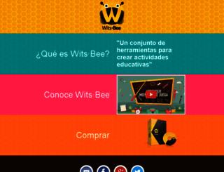 witsbee.com screenshot
