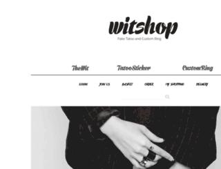 witshop.net screenshot