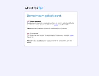 wittebuffetkast.nl screenshot